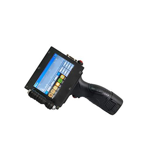 YAHUA LI Tragbarer intelligenter HD-Handheld-Tintenstrahldrucker, Tintenstrahlcodierer, Etikettendrucker, Bildschirmanzeige-Tintenstrahlcodierer