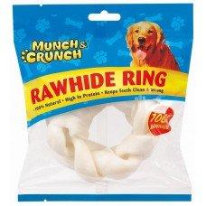 2 Rawhide Rings /2 Packs of 1