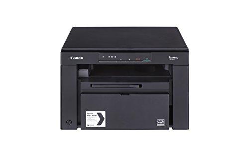 Canon i-sensys mf3010 stampante laser multifunzione monocromatica, colore: nero
