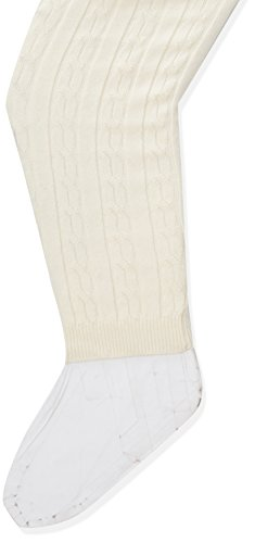 Hatley Cream Cable Knit Tights-Infant, Collant Bimbo, Bianco Avorio, 24 Mesi