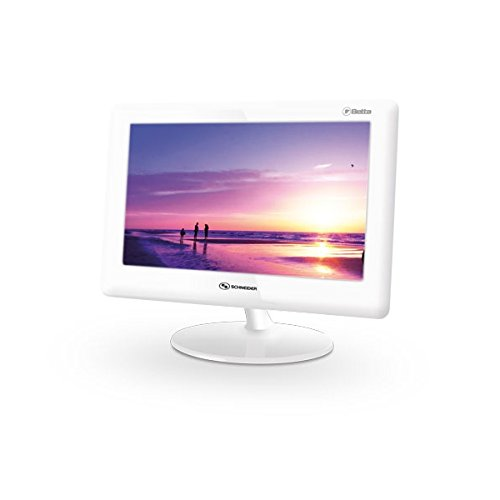 schneider-betta-901-pvr-televisin-con-pantalla-led-9-pulgadas-color-blanco