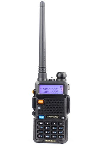BaoFeng UV-5R two-way radios - B-52 Altoparlanti