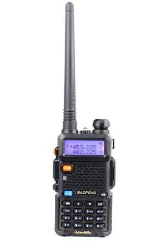 BaoFeng UV-5R two-way radios