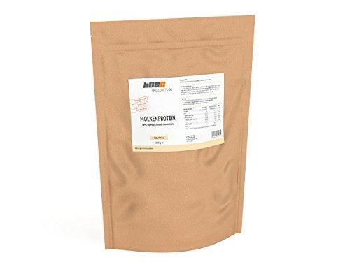 hcgcoach.de Molkenprotein WPC 80 für 30 Tage hCG-Diät, 800 g