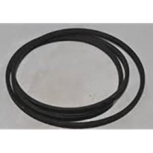 LA86: Cinghia trapezoidale, per macchinetta liscia autoportées TORO riciclare tosaerba 38 cm, lunghezza esterna: 2192 mm, sezione: 12,5 x 7,5 mm, N ° 88-6250 Origine:
