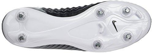 Nike Herren Magista Onda Ii Df Sg Fußballschuhe Schwarz (Black/White-Dark Grey-Stadium Green)
