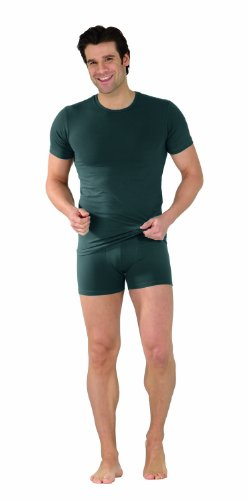 Preisvergleich Produktbild Funktionsunterwäsche Shirt kurzarm grau XXXL 190g/m²
