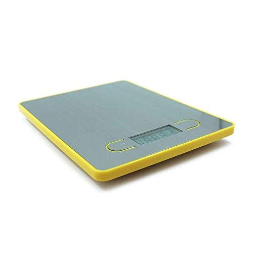 ZHANGYUGE 3 Stück 5 Kg 5000G/1G elektronische LCD-Display Digitale Essen Skala Küche Gewicht Werkzeug - Essen-gewicht-digital-skala