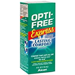 OPTI-FREE EXPRESS - 120 ML