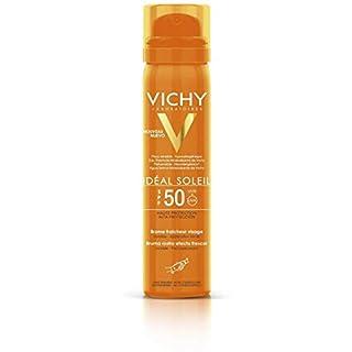 VICHY Idéal Soleil Erfrischendes Sonnenspray für das Gesicht LSF 50, 75 ml Fluid