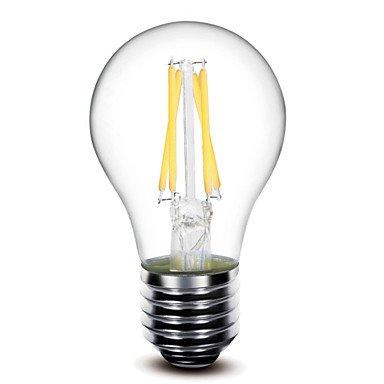 130v Glühlampe (HZZymj-1 Stück e26 / e27 4 w 4 cob 400 lm warmweiß g dimmbare Glühlampen AC 220-240 / ac 110-130 v führte , 110-120v)