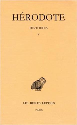Histoires, tome 5. Terpsichore, livre 5