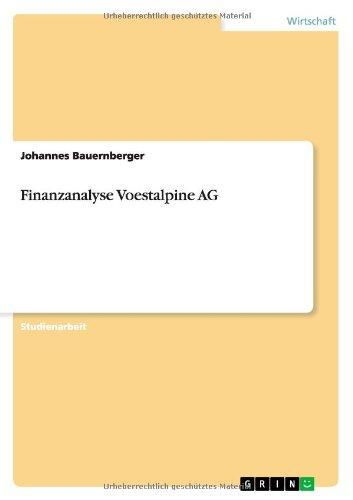 finanzanalyse-voestalpine-ag