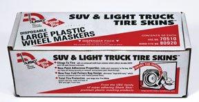 USC70510 45in. x 40in. Gro-e SUV und Leicht-LKW Reifen Skins