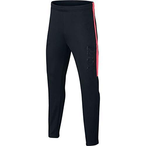 Nike Grande B NK Dry kpz Pantalon, Enfants M Multicolore - Noir (Black/Hot Punch/Black)