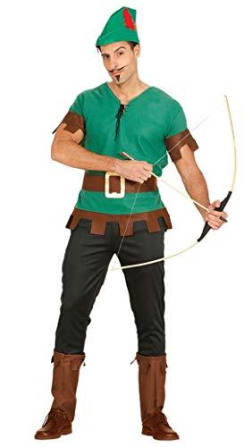 Fiestas Guirca Kostüm Bogenschütze Robin Hood: König der Diebe ()