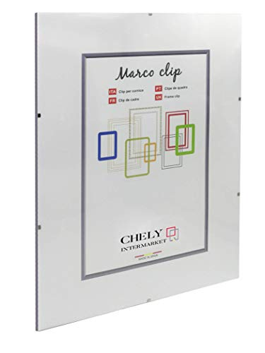 Chely Intermarket, Marco Clip 50x70 cm Metacrilato