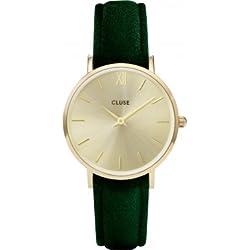 Ladies Cluse Minuit Velvet Watch CL30040
