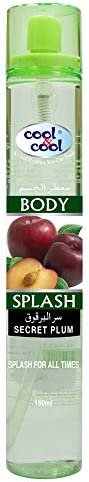 Cool & Cool Body Splash Secret Plum 16