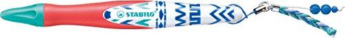 Stabilo 3894/2-41 S Move Festival Spirit Penna Roller, Corallo/Blu/Turchese