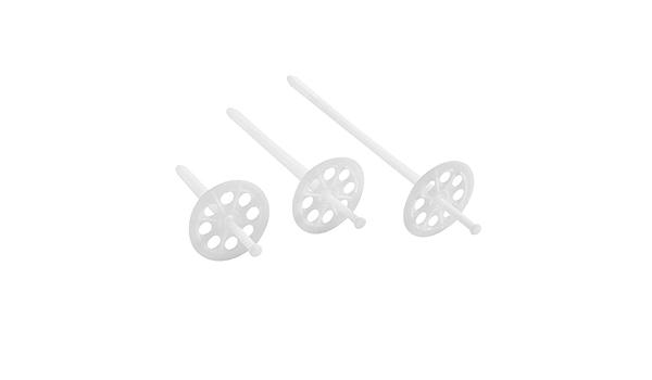 EPS Dübel Tellerdübel 200 Dämmstoffhalter 10 x 180mm Dämmstoffdübel Dämmplatten