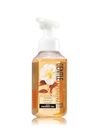 Bath & Body Works Gentle Foaming Hand Soap Warm Vanilla Sugar