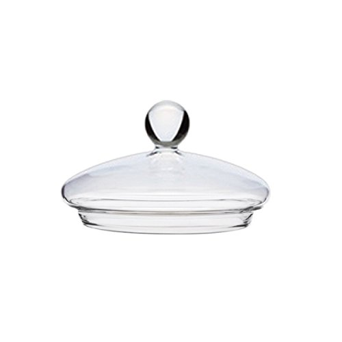 Trendglas Jena Ersatzdeckel / Glasdeckel, kugelförmig