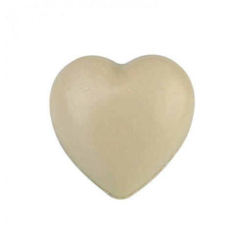 Sapone di Marsiglia forma cuore al Burro di Karite puro