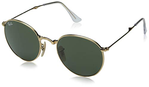 Ray-Ban Herren Sonnenbrille Rb 3532 Gold/Green One size (50)