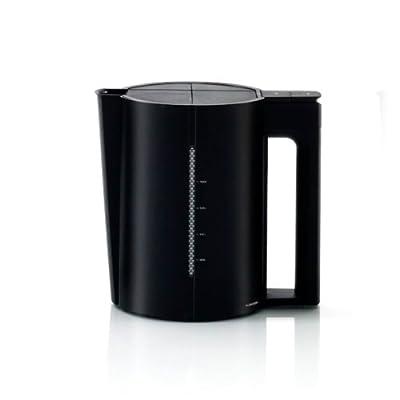 JACOB JENSEN - Bouilloire électrique sans fil - 0.6L - noir mat