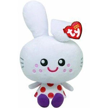 "Ty Moshi Monster Beanie - Honey 6"" Soft Plush Toy"