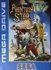 Phantasy Star 4 [Megadrive FR]