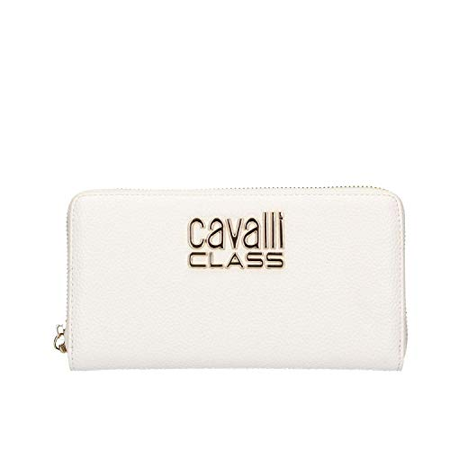 CAVALLI CLASS C91pwcb71923 Portafoglio Donna Bianco TU