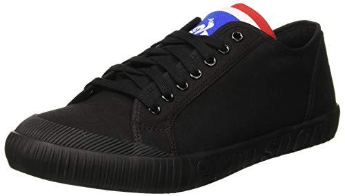 LE COQ SPORTIF Nationale, Zapatillas Unisex Adulto, Negro Triple Black, 42 EU
