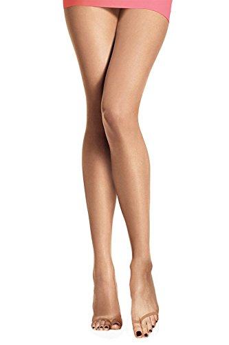 Fiore Collant femme tong - Orteils nus 15 deniers