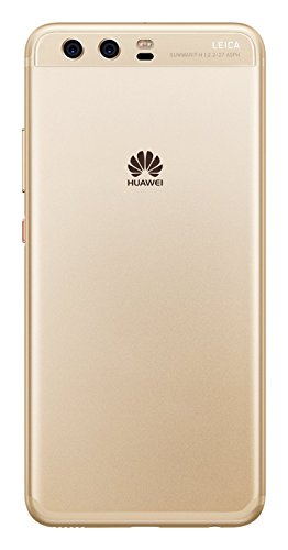 Huawei P10 Smartphone (12,95 cm (5,1 Zoll) Touch-Display, 64 GB Interner Speicher, Android 7.0) Prestige Gold - 4