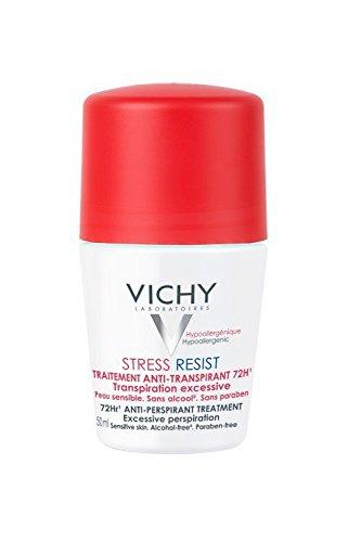 Vichy Stress Resist deodorante anti-traspirante 72h roll on, 2x 50ml