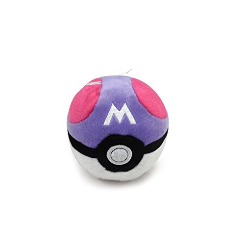 Pokemon Master Ball Plush Toy