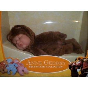 Anne Geddes - Brown Baby Bear Beanie -