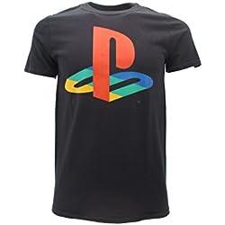 T-shirt Originale Sony Play Station con cartellino ed etichetta maglietta Maglia serie TV film PlayStation donna Uomo unisex Netflix TSRT.ORGL.047