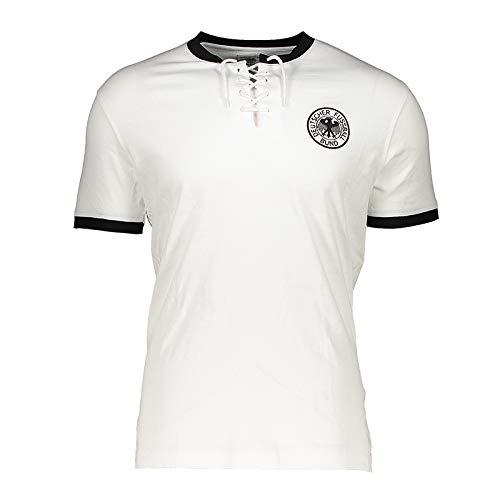 DFB Deutschland Retro 1954 T-Shirt Home Weiss
