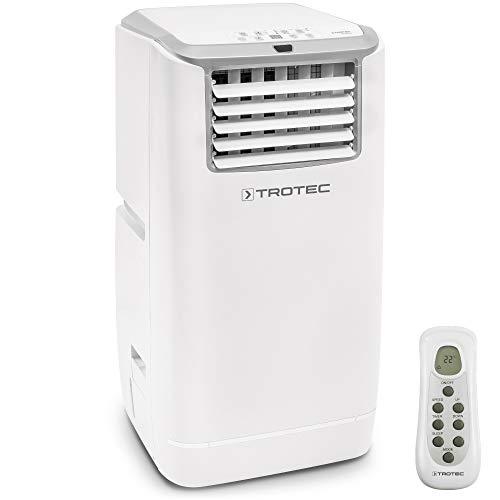 Trotec PAC 3200 E 1210002050–Climatiseur portable à 11000BTU, Conditionneur d'air local, monobloc 3,2kW, EEK A +