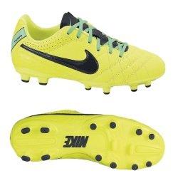 Nike Jr Tiempo Natural IV LTR FG [ 509081-703 ] Kinderschuh Größe US 4,5Y | EU 36,5 Nike Fußball-schuhe 2013