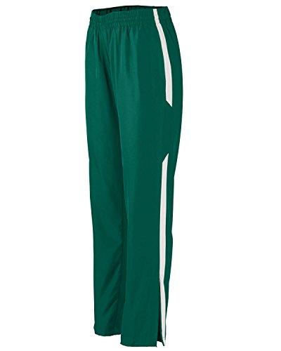 Augusta - Legging de sport - Femme Vert foncé/blanc