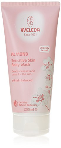 Weleda Almendra piel sensible Body Wash 200 ml