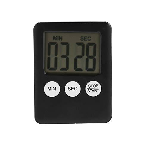 GOGR Pantalla Digital LCD Cocina Temporizador Electrónico