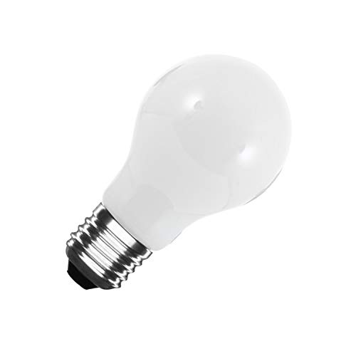 Bombilla LED E27 A60 Glass 8W Blanco Frío 6000K-6500K
