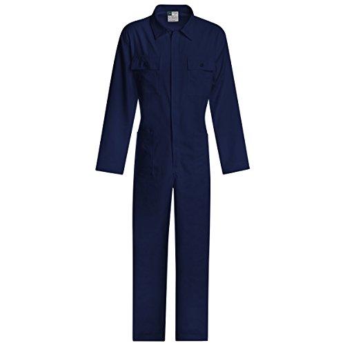 Overall - Classico - Work And Style - Marineblau, 50