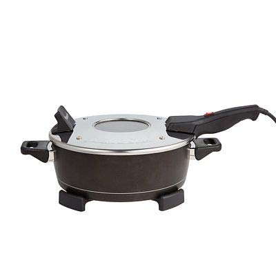 Grand Remoska Electric Cooker with Glass Lid 4L
