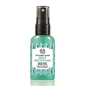 The Body Shop Mint Mattifying Face Mist 60ml